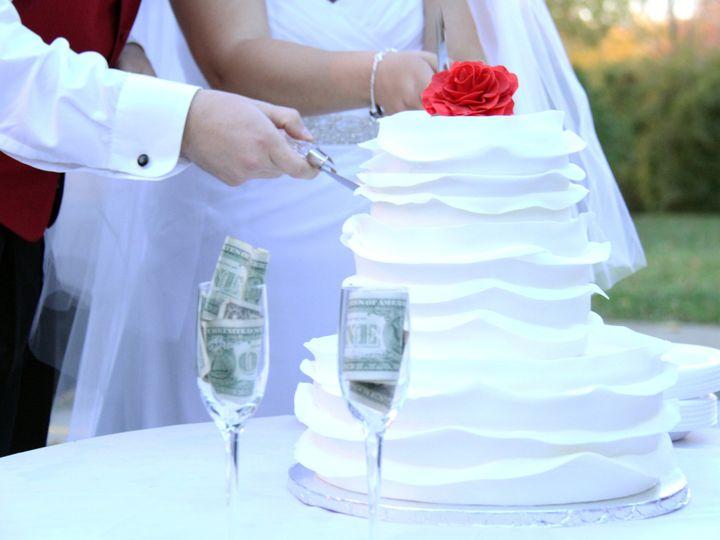 Tmx 1420221421675 Kwedding6971 Blue Springs wedding cake