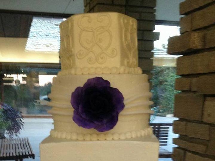 Tmx 1446480678645 Morris Blue Springs wedding cake