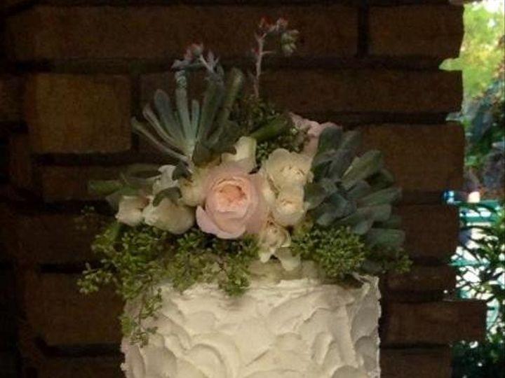 Tmx 1446481073178 Pallette Blue Springs wedding cake