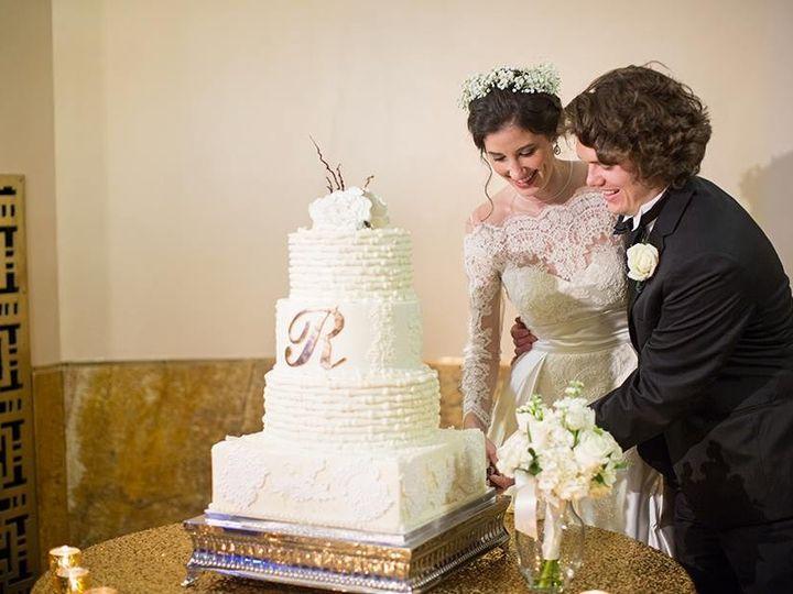 Tmx 1447269476884 Cake Cutting Blue Springs wedding cake