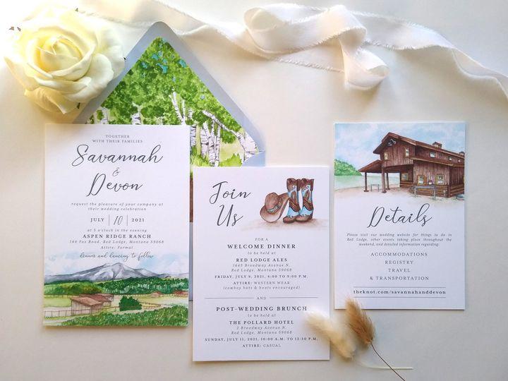Tmx Img 20210119 143829376 51 999280 161119745437967 Denver, CO wedding invitation