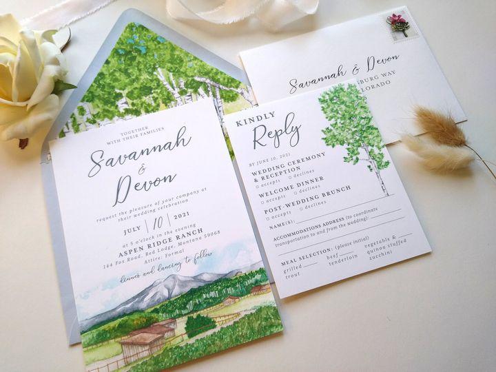Tmx Img 20210119 144431882 51 999280 161119745494211 Denver, CO wedding invitation