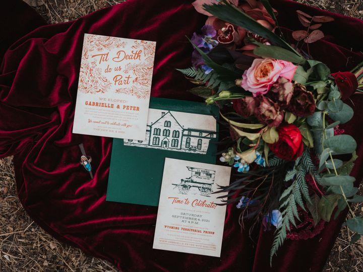 Tmx Territorialprisonstyledshoot 105 51 999280 161170345443488 Denver, CO wedding invitation