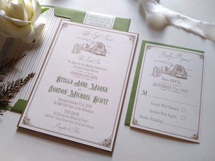 Tmx Thebarn 180447157 51 999280 159349052181434 Denver, CO wedding invitation