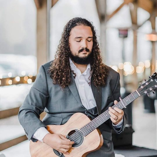 Live wedding guitarist