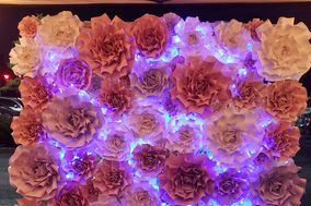 Tannian Paper Flowers