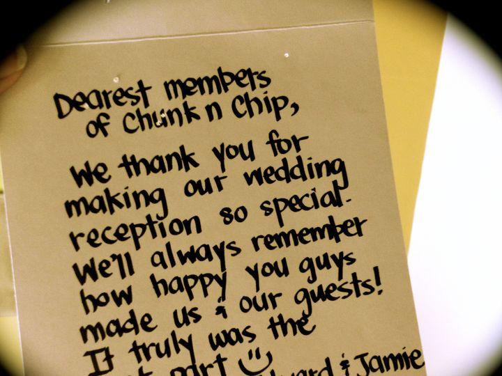 Tmx 1421263901853 Chotestimonialfotor Fullerton, CA wedding catering