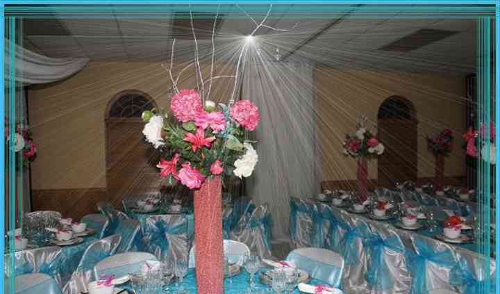 Classical Chic Event Designer