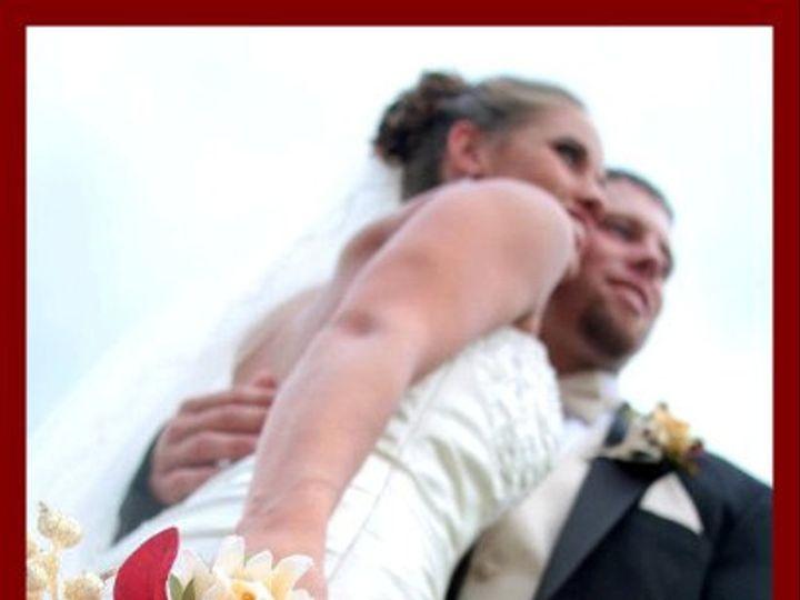 Tmx 1328160285798 ClassicalChicFlowerBouquetTiffani Martinsville wedding rental