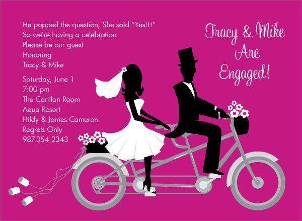 Weddingwire berry brunet wedding
