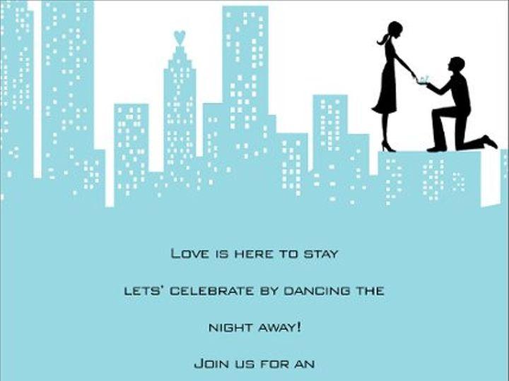 Tmx 1337884677054 CKI Apex wedding invitation