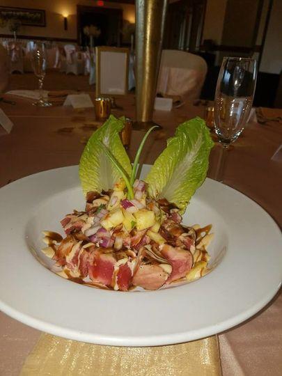 Hawaiian Poke Salad