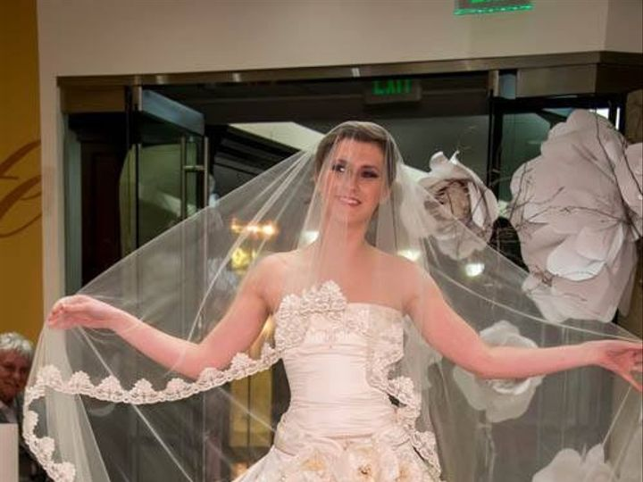 Tmx 1456935003066 Wedding With Veil Lutherville Timonium, Maryland wedding dress