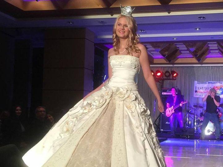 Tmx 1456935003815 Rachelbwedddingdress Lutherville Timonium, Maryland wedding dress
