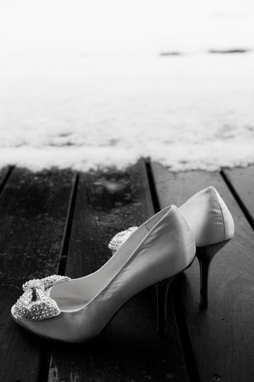 bridesshoenearsnow