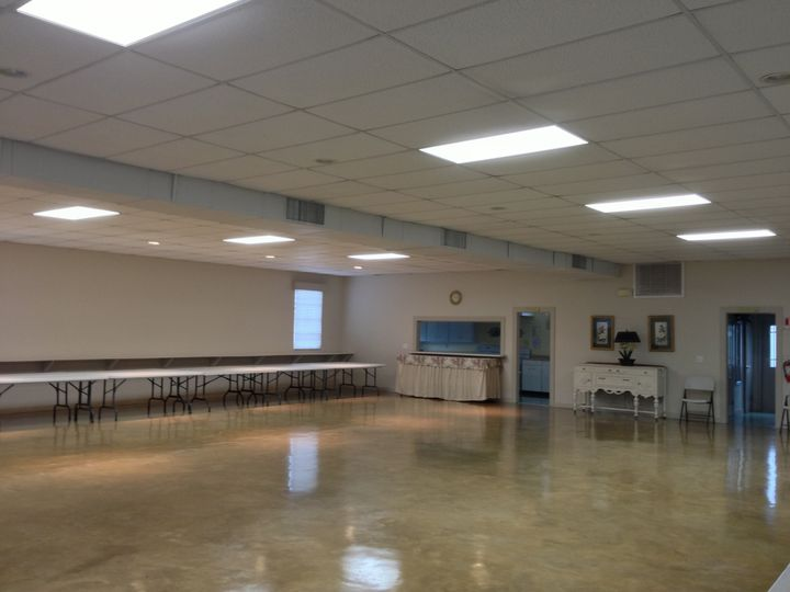 Inside of Mandarin Garden Club