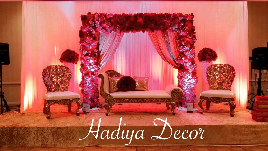 Hadiya Decor - Lighting & Decor - Seattle, WA - WeddingWire
