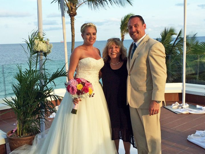 Tmx 1464114805556 Edited Pompano Beach, FL wedding officiant