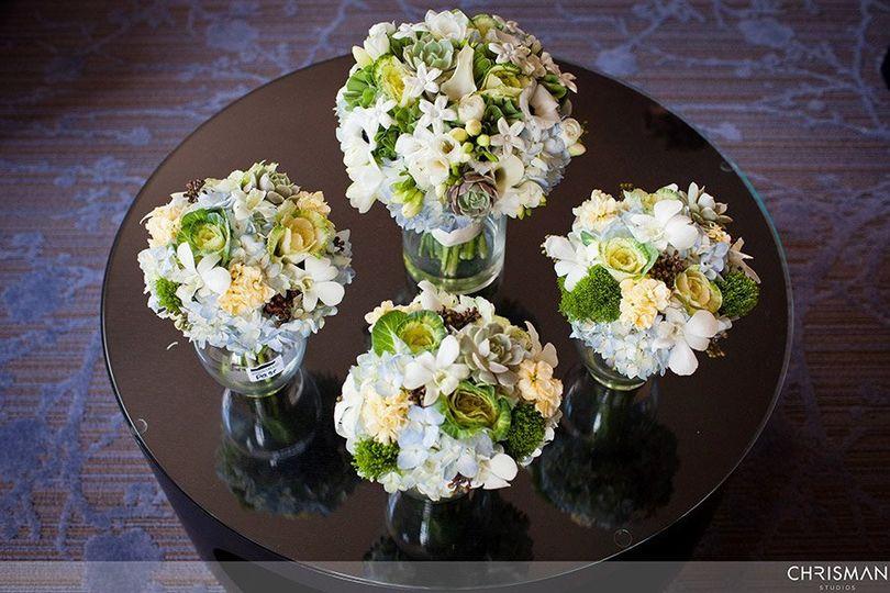 Sample bouquet designs