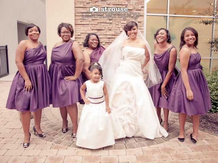 Tmx 1386186557182 Shelley Bridesmaids Richmond wedding beauty