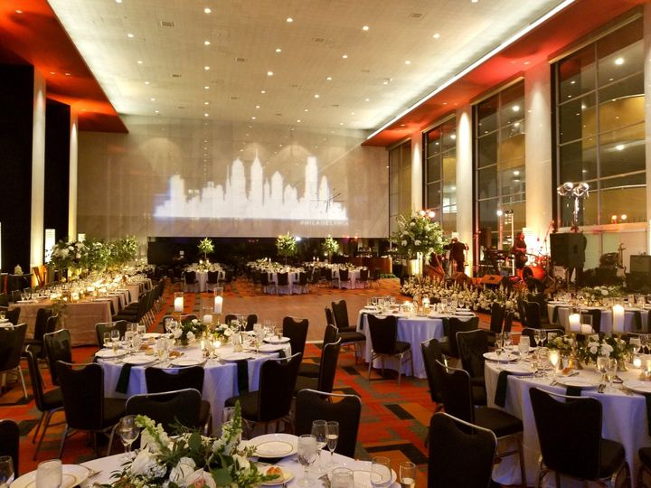 Loews Philadelphia Hotel Venue Philadelphia Pa Weddingwire