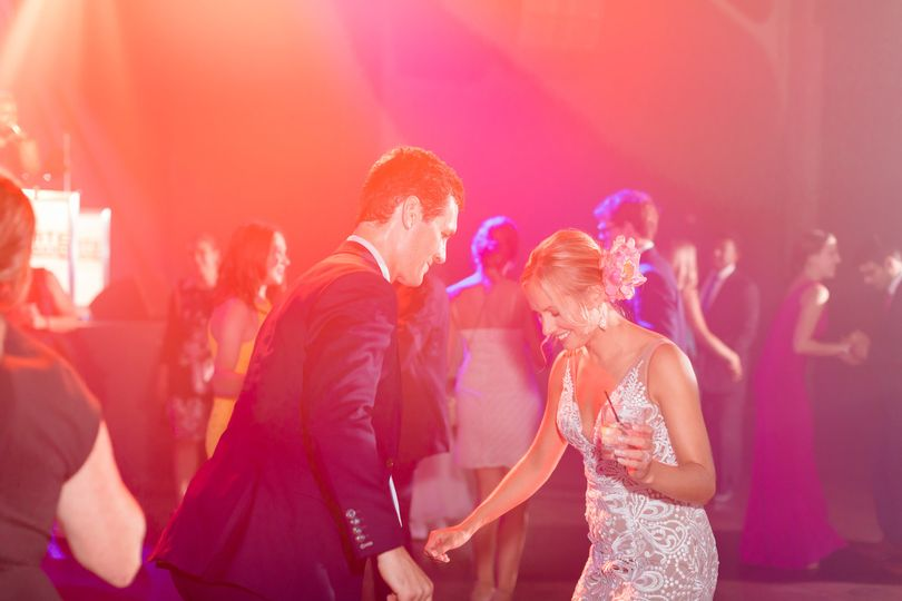 On the dance floor | Tiffaney Childs Photography