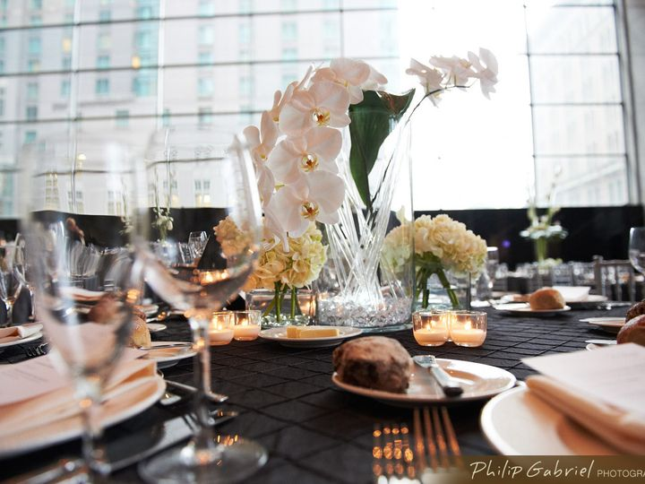 Tmx 1450459692085 Table Setting Philadelphia, Pennsylvania wedding venue