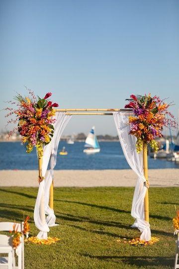 Beach Lawn Ceremony