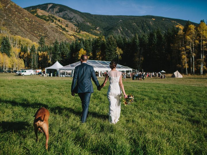 Tmx 1505860787758 Clear Top Tent In Large Field With Bg  Ali V Photo Silverthorne, Colorado wedding rental