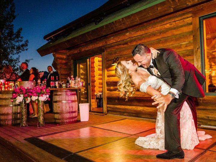 Tmx 1505874698619 Dance Floor Outside With Whiskey Barrel Bar Silverthorne, Colorado wedding rental