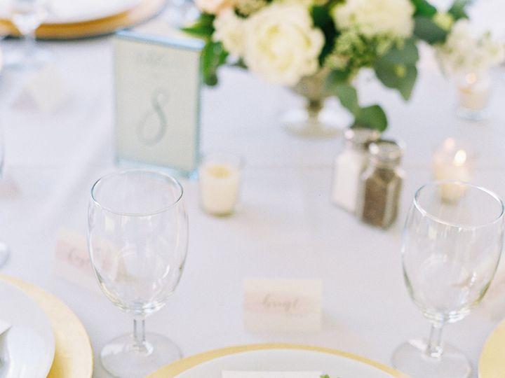 Tmx 1513187435150 Table Setting Gold Charger White China Deco Silverthorne, Colorado wedding rental