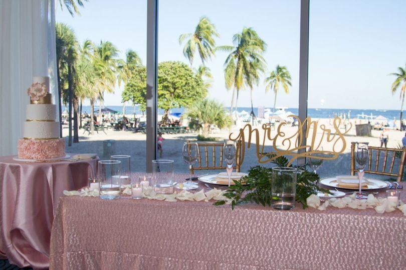 Premier oceanfront ballroom