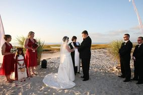 A Cape Cod Wedding Minister