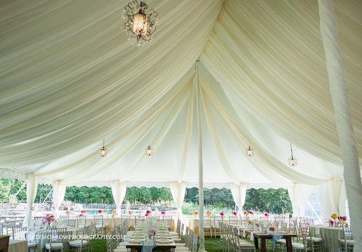 White lush ceilings