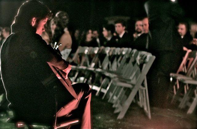 Wedding ceremony musician
