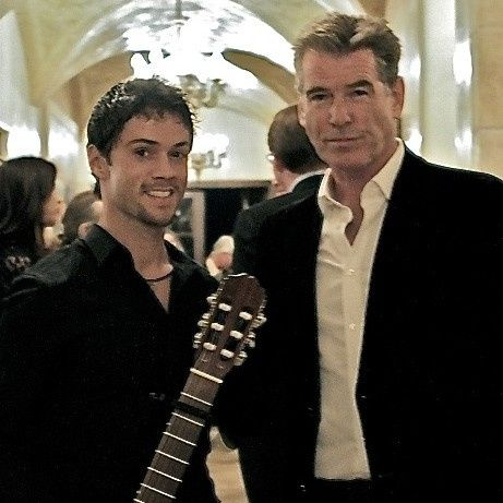 Tmx 1441836624153 Piercebrosnan Manhattan Beach, CA wedding ceremonymusic