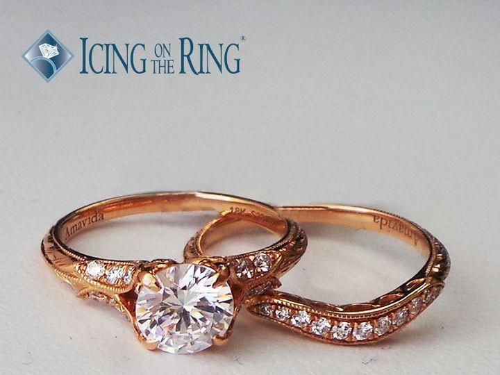 Tmx 1414005133992 Curved Band Los Angeles, California wedding jewelry