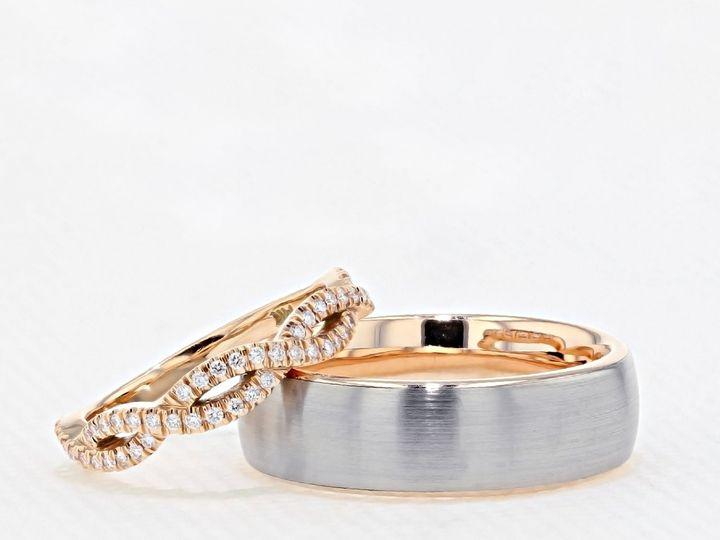 Tmx 1495060613665 Menswomensrosegold Los Angeles, California wedding jewelry