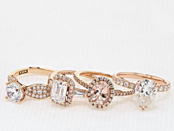 Tmx 1495060635163 Rosegold Los Angeles, California wedding jewelry