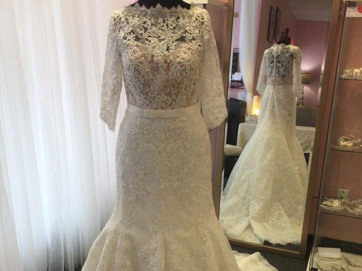 Tmx 1518365102 469f05d7e5117c4e 1518365101 469acf6d3ddcaed1 1518365109533 3 IMG 6128 810x810 Allison Park, PA wedding dress