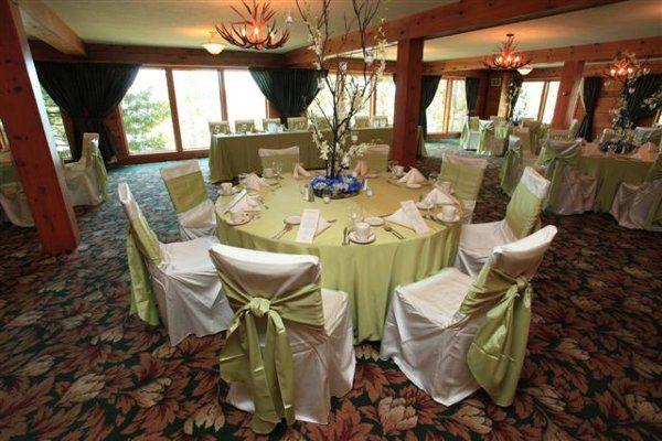 Wilson Bay Wedding Reception
