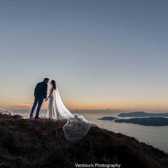 lovwed lovweddings santorini greece