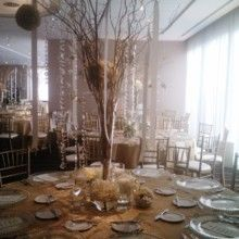 A fall in love table design