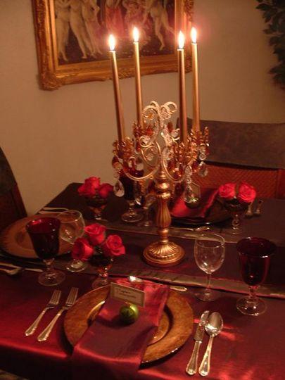 Holiday Reception