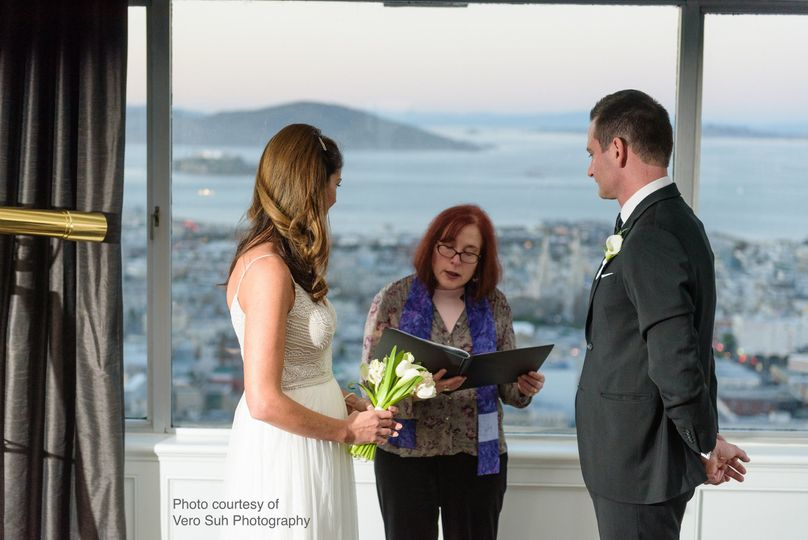 Robyn Greene, Celebrant and Officiant