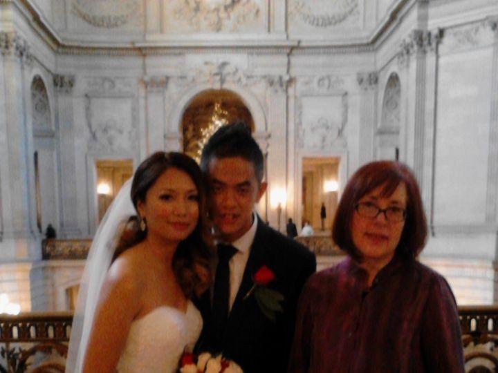Tmx 1454901407517 Img20141226161458 San Rafael, California wedding officiant