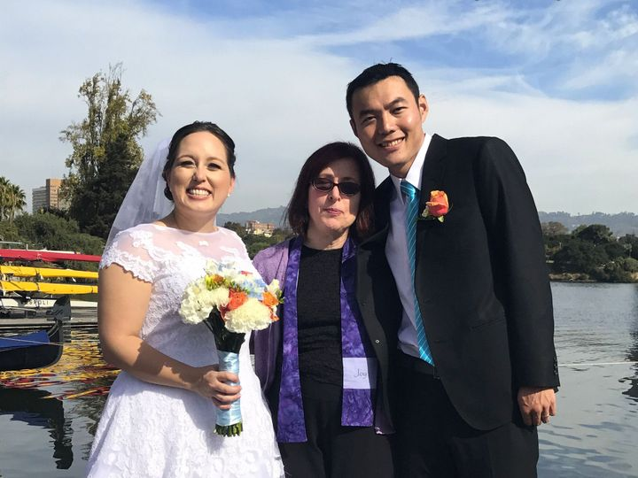 Tmx 1484591918860 Lake Chalet 1 San Rafael, California wedding officiant