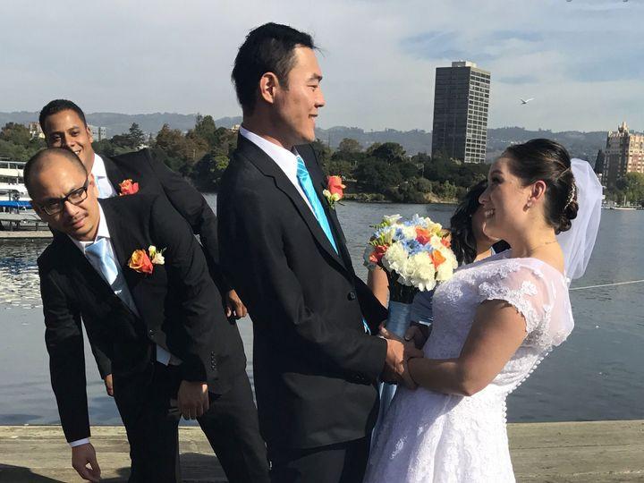 Tmx 1484591935749 Lake Chalet 2 San Rafael, California wedding officiant