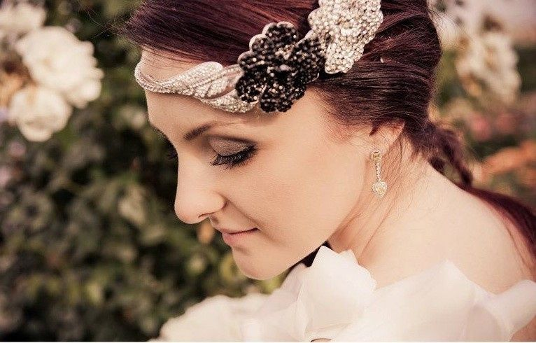 smokey eye wedding makeup by carmina cristina