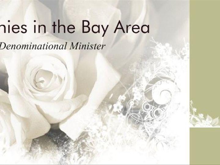 Tmx 1366836167432 Bg 1 25480 San Francisco wedding officiant